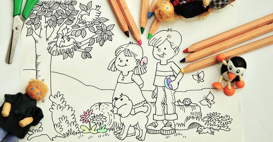 Как стать иллюстратором детских книг