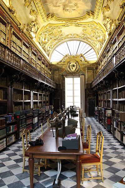 Библиотека Флоренция
